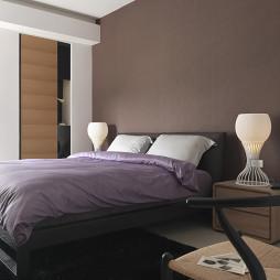 现代样板房装修卧室图片