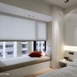 现代风住宅窗台设计
