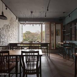 复古西餐厅设计