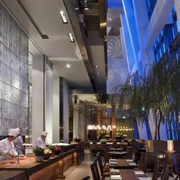 西餐厅吊灯装修设计