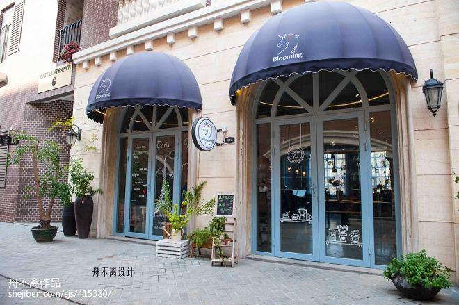 咖啡厅门头设计
