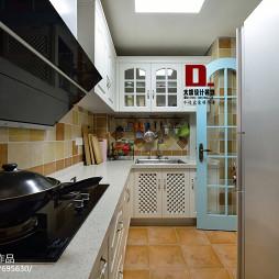 地中海风格厨房装修图片