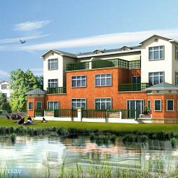 私家庭院设计及小区厂区景观规划设计_2072186