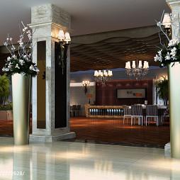 综合酒店餐厅_2072635