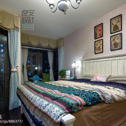 混搭卧室设计图片