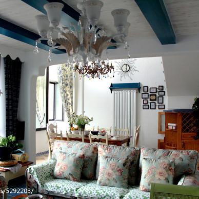 泉山森林海   婚房地中海风格_2080750