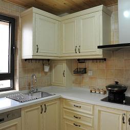 地中海风格厨房效果图
