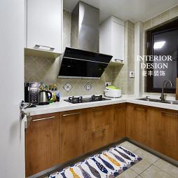 北欧现代厨房设计