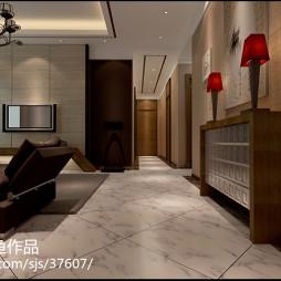 现代-样板间、家居、住宅_2085961