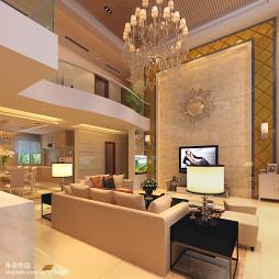 低调奢华复式居室_2089738
