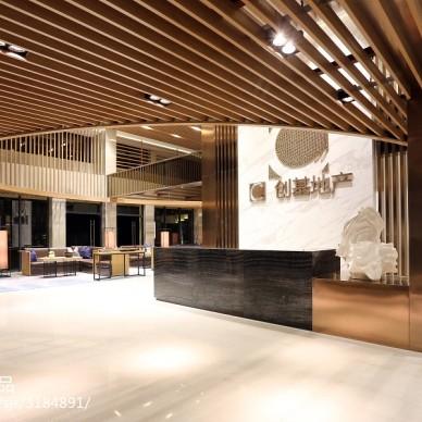 幸福时光售楼处 线性设计的视野延伸_2090789