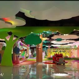 一个让小朋友难忘的儿童乐园设计_2091677