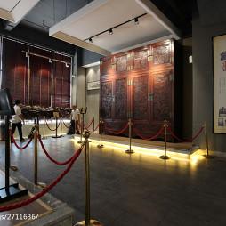 江西南康红木展览馆设计效果图图片欣赏