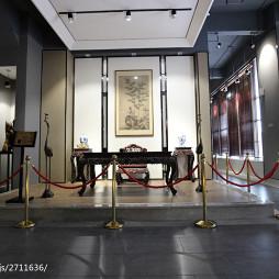 江西南康红木展览馆设计效果图图集欣赏