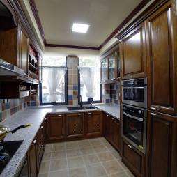 美式厨房别墅设计