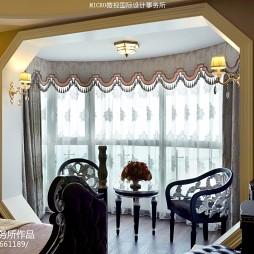 新古典窗台样板房设计