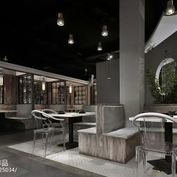 中式风格中餐厅设计