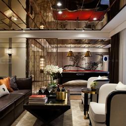 现代家装客厅装修图册