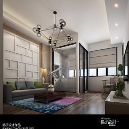 澜溪公寓样板房设计_2100661