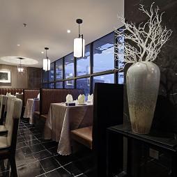 现代风格中餐厅设计