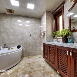 混搭风格别墅卫浴设计