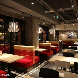 中餐厅卡座灯设计