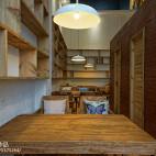 现代时尚LOFT咖啡厅设计图片