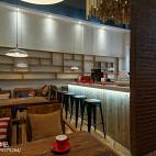 现代时尚LOFT咖啡厅设计图片欣赏