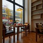 现代时尚LOFT咖啡厅设计效果图大全