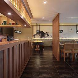餐厅柜台设计