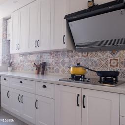 小户型混搭厨房设计效果图大全