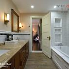 美式卫浴设计图片