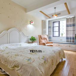 地中海风格卧室装修图片