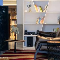 创意办公室书架设计