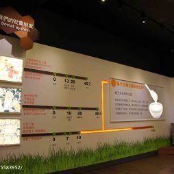 养蜂人家蜂采馆展览空间设计效果图