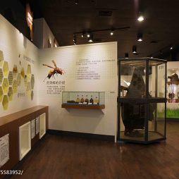 养蜂人家蜂采馆展览空间设计效果图图片