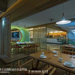 湘味精品餐厅饭厅设计效果图