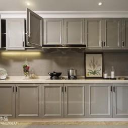 欧式家装格调厨房设计