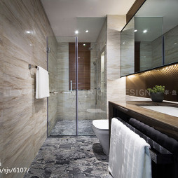 现代风格浴室设计效果图片