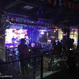 football club酒吧设计效果图库
