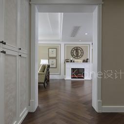 四居室美式过道装修设计