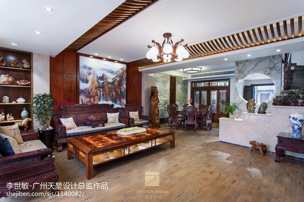 中式别墅豪宅设计案例欣赏