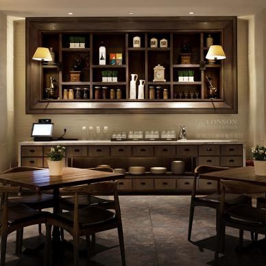 深圳LE乐咖啡餐厅设计图片欣赏