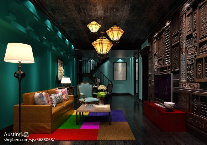 某酒店套房设计_2151627