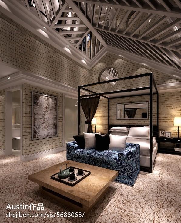 某酒店套房设计_2151628