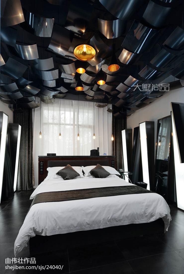 4500㎡创意酒店设计案例图片