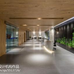 办公空间过道设计