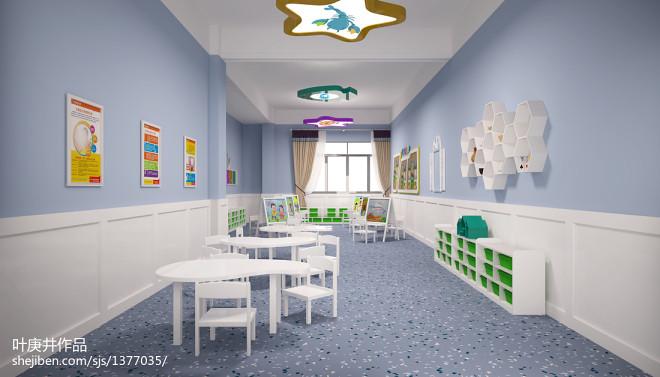 幼儿园背景墙效果图汇总
