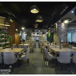拾月餐厅中餐厅装修设计