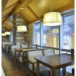 中餐厅餐位装修设计